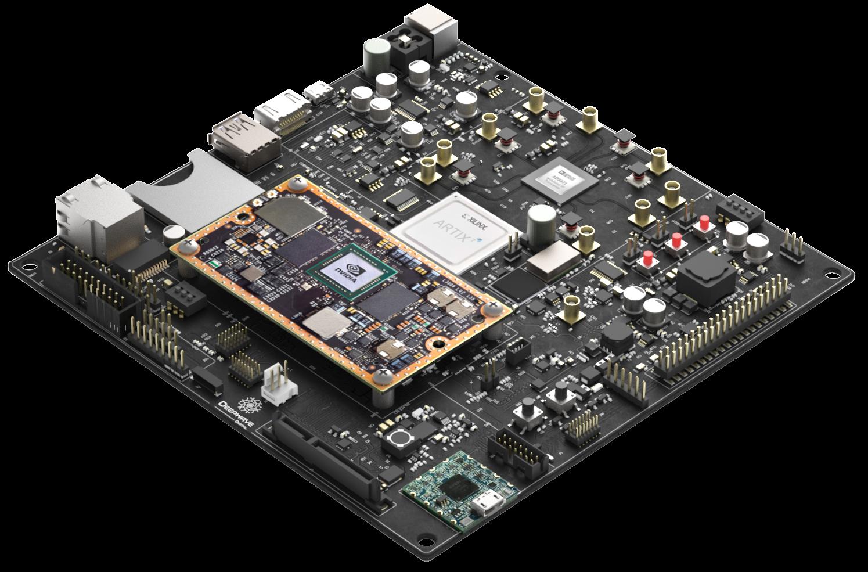Artificial Intelligence Radio Transceiver (AIR-T)