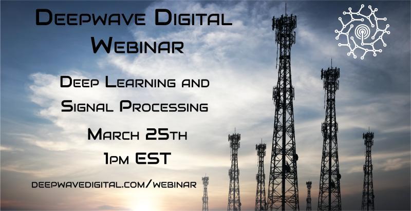 Deepwave Digital Webinar March 25 2020 (Updated)
